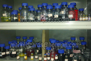Professional Card Marking Ink