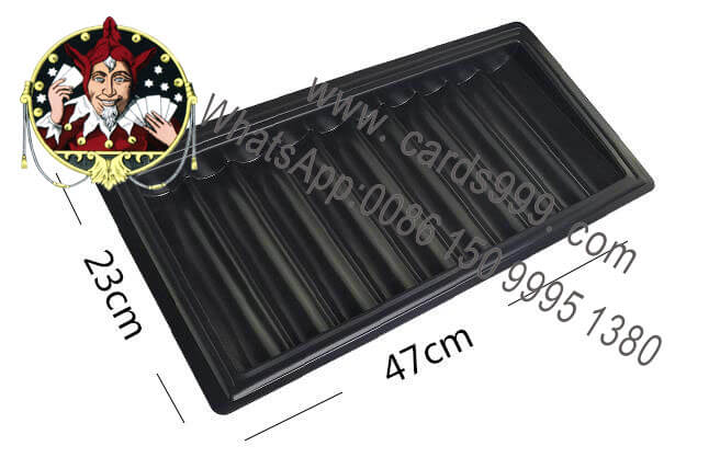 500 chip tray poker scanner camera