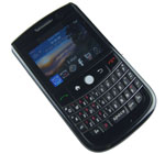 BlackBerry poker scanning camera