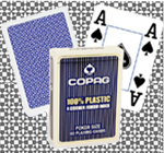Copag 4 PIP marked cards