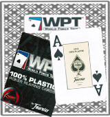 Fournier WPT infrared marked cards for sale
