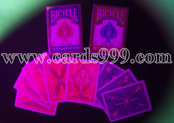 Marked Bicycle Cards