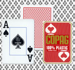 Copag jumbo face marked cards
