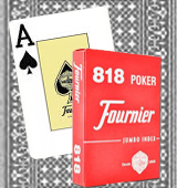 Fournier contact lens playing cards