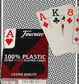Fournier 2800 marked playing cards barajas marcada