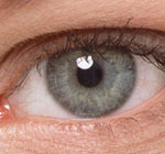 gray eyes uv contact lenses