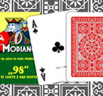 Modiano No 98 poker marked cards
