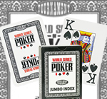 Modiano WSOP infrared marking cards in poker