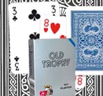 Modiano old trophy invisible ink for playing cards