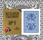 Modiano golden trophy carte da poker segnate